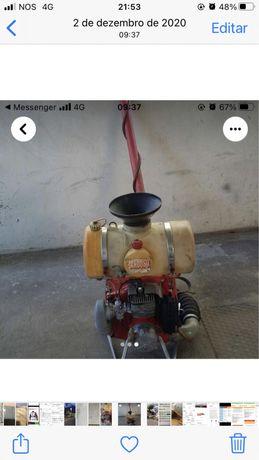 Maquina de sulfatar Famel