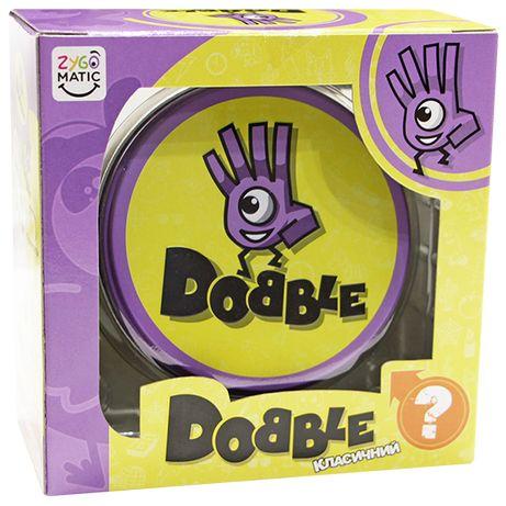Новая. Оригинал! Dobble Доббл добль дабл добл дуплет Spot It!