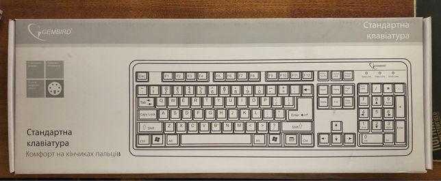 Клавиатура Gembird