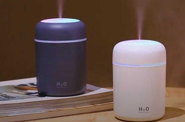 Мини Увлажнитель воздуха Adna Humidifier DQ107 USB с подсветкой