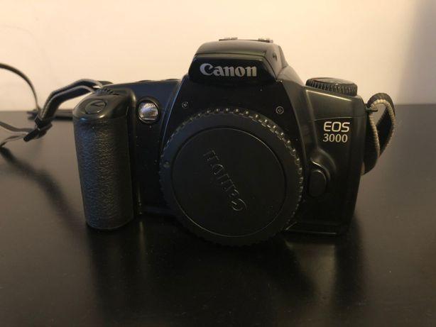 Maquina fotográfica analogica Canon EOS 3000