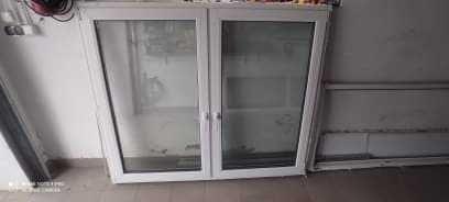 Okno plastykowe używane
