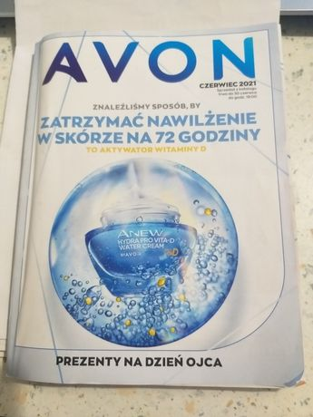 Katalog AVON za darmo