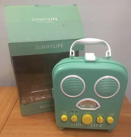 Sunny Life - Beach Sounds - Głośnik / Radio - Przenośne - Do Naprawy