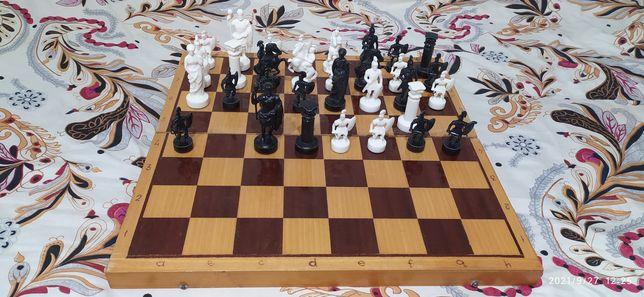 шахматы  рыцари СССР