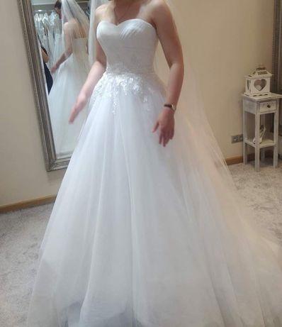 Suknia ślubna/suknie