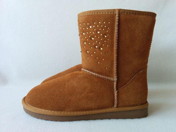 NOWE zimowe buty z zamszu naturalnego a'la EMU