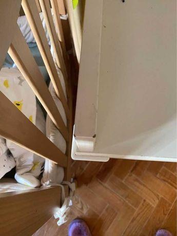 Trocador fraldas + cómoda IKEA