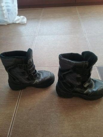 Buty śniegowe