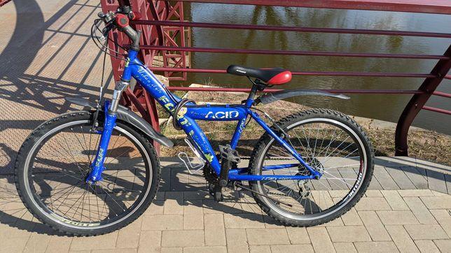Велосипед Fort Acid (15 рама, 24 колеса)