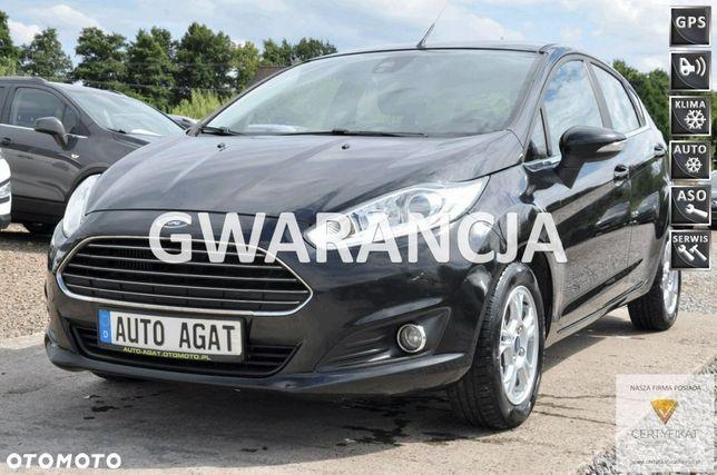 Ford Fiesta *titanium*nawi*gwarancja*bluetooth*jak nowy*alufelgi*nagłośnienie sony