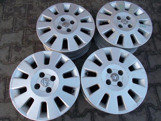 felgi aluminiowe OPEL 4x100 6x15 ET49 Leszno (264)