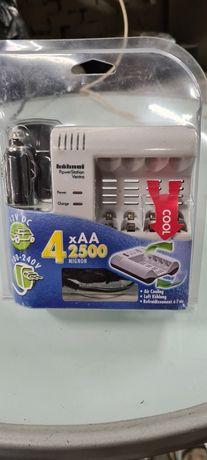 Ładowarka akumulatorów baterii paluszków