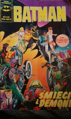 Komiks BATMAN 5/1991