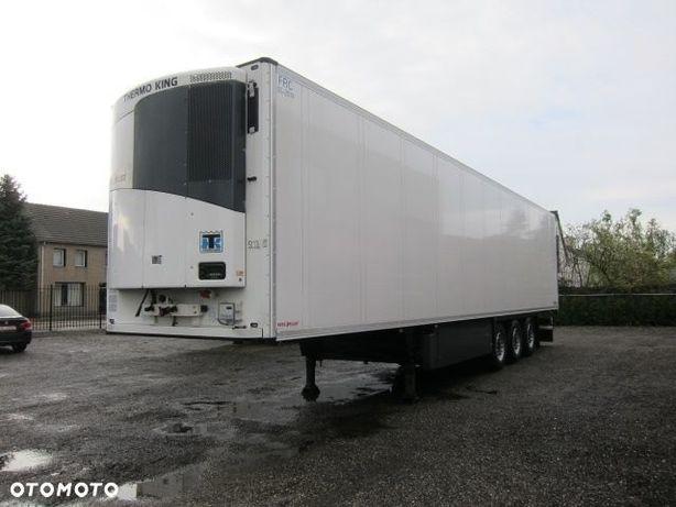 Schmitz Cargobull # 2013 # Doppelstock # Thermo King #  4 Rygle #