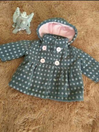 Пальто baby club (пальтишко, куртка, курточка) next, h&m, zara
