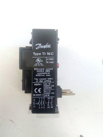 Термореле перегрузки Danfoss TI16C