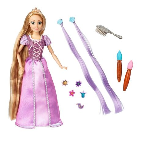 Кукла Рапунцель - салон красоты, Disney