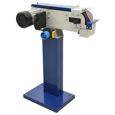 Lixadeira de cinta 10x120 cm 1500 W 230 V