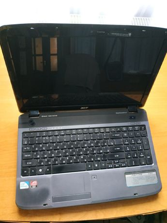Ноутбук Acer Aspire 5738ZG по запчастям