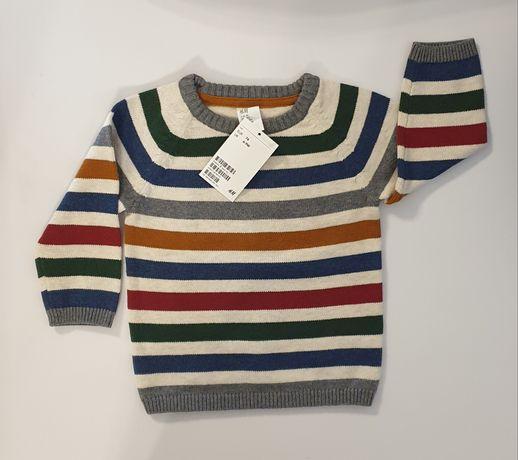 Nowy sweterek h&m roz. 74