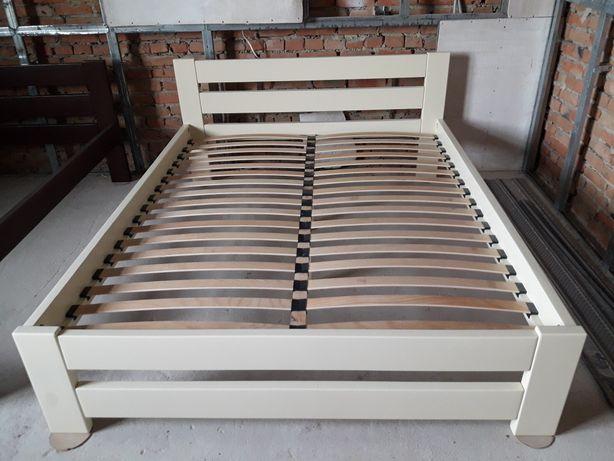 Кровать деревянная кровать двуспальная мебель на заказ