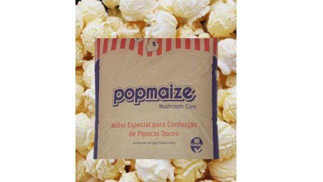 Milho para Pipocas Popmaize