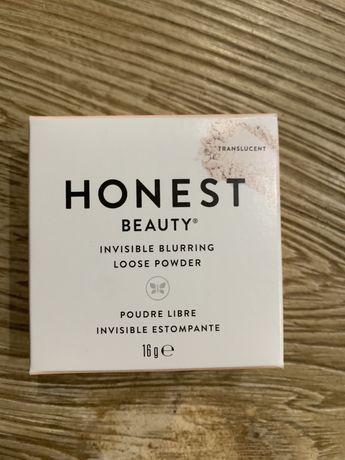 Honest beauty puder  sypki translucent