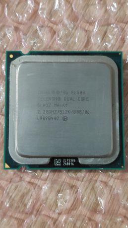 процессор intel celeron E1500 dual core
