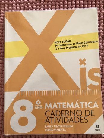 Caderno de atividades Matemática 9 ano