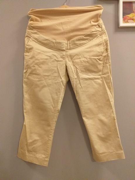 H&M Mama Spodnie ciążowe 3/4 rozm. M