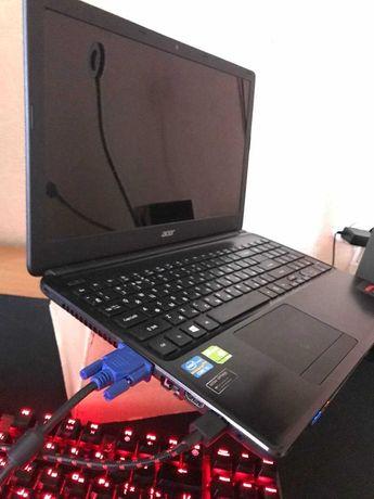Ноутбук ACER Aspire E1-570G,GT 740M, Intel Core i5-3337U,SSD120,12 ОЗУ
