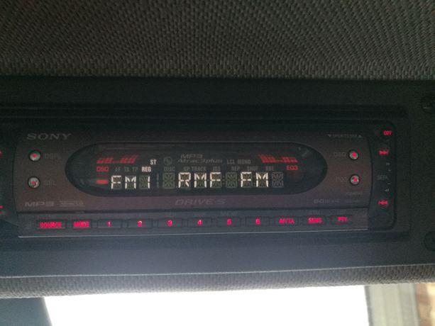 Radioodtwarzacz SONY CDX R6550