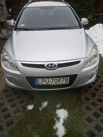 Hyundai i30 cw 1.6 crdi 2008r bezwypadkowy