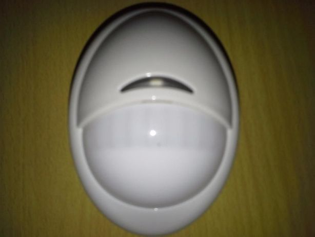 Detector (868mhz e 433mhz) para alarme Powermax da Visonic