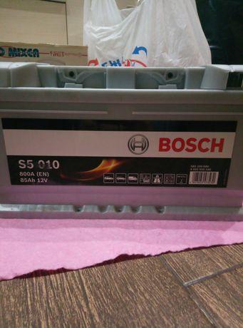 Аккумулятор автомобильный BOSCH S5 010 800A 85ah