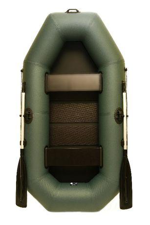 Лодка двухместная надувная пвх Grif-boat G-240