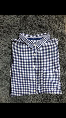Koszula w krate Cropp