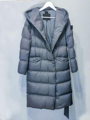 Новый пуховик пальто от Clasna на зиму/весну по 30% скидке!