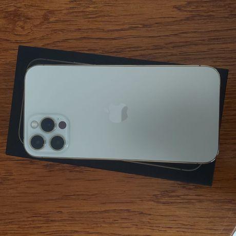 Iphone 12 pro zloty 128 gb jak nowy idealny