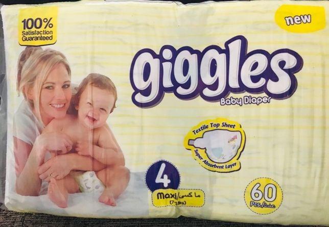 Продам памперсы Giggles