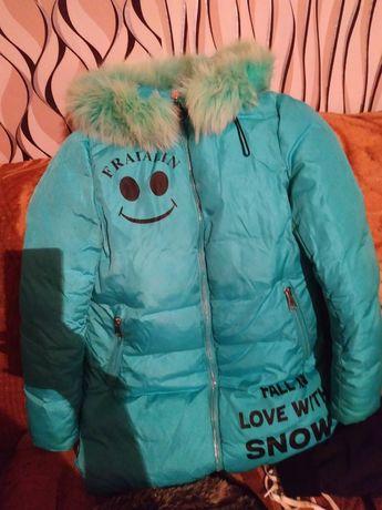 Продам куртку зима очень теплая