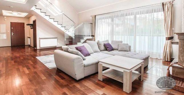 Wola Justowska luxury apartment 180 m2