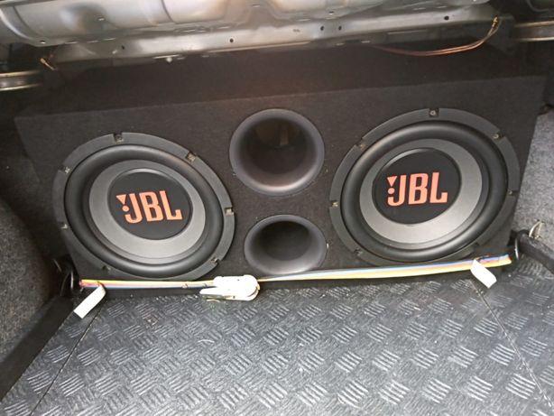 Skrzynia basowa JBL 2x1200W
