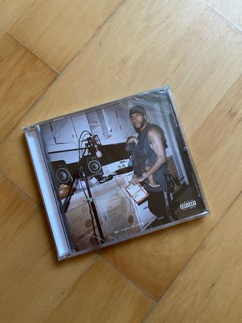 6 lack 6lack East Atlanta Love Letter AUTOGRAF cd