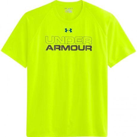 Under Armour Тренировочная футболка UA Core Wordmark Graphic