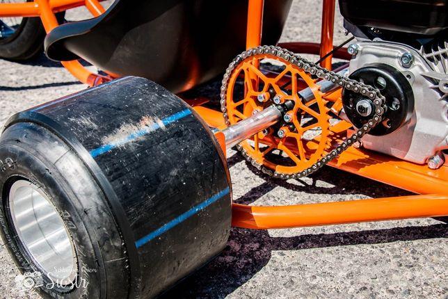 Nakładki na koła 11x6.00x5 do driftu trike bike drift gokart trajka