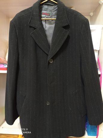 Пальто пиджак шерстяное мужское