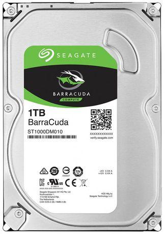 Жорсткий диск Seagate BarraCuda HDD 1TB 7200rpm 64MB ST1000DM010 3.5 S