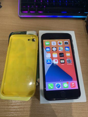 Apple iphone 7 32 gb matte black неверлок!